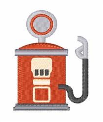 Fuel Pump embroidery design