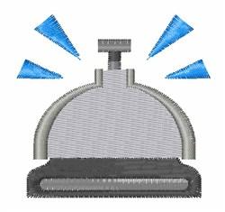 Bellhop Bell embroidery design