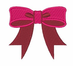 Gift Ribbon embroidery design