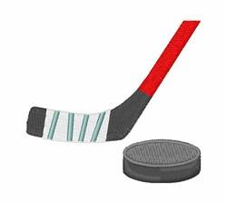Ice Hockey embroidery design