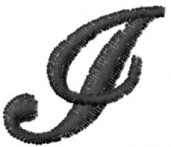 Cola Font I embroidery design