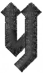 Gratitude Font  y embroidery design