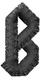 Gratitude Font  B embroidery design