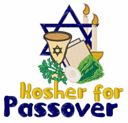 Passover Machine Embroidery Designs