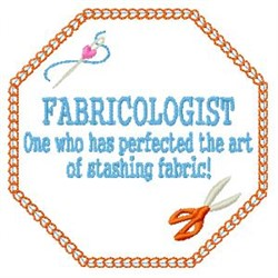 Fabric Ologist embroidery design