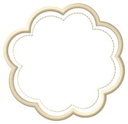 Cookie embroidery design