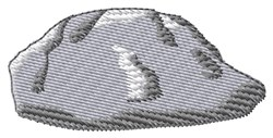 Rock embroidery design
