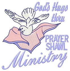 Gods Hugs embroidery design