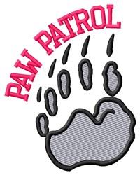 Bear Paw Patrol embroidery design