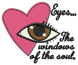 Windows Of Soul embroidery design