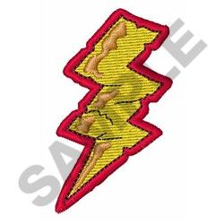 LIGHTNING STRIKE embroidery design