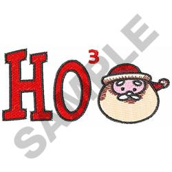HO3 embroidery design