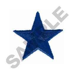 AMERICAN STAR embroidery design