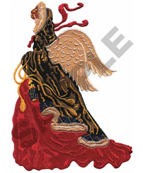 ELEGANT ANGEL embroidery design