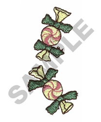 CANDIES embroidery design