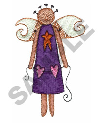 CRAFT ANGEL embroidery design