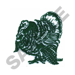 TURKEY embroidery design