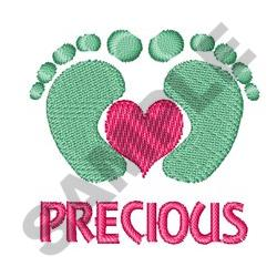 PRECIOUS BABY embroidery design