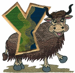 KIDS ANIMALS-Y embroidery design