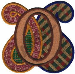 PAISLEY II-O embroidery design