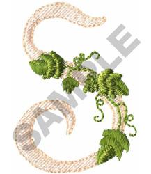 VINE S embroidery design