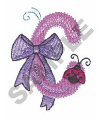 GARDEN GIRL C embroidery design