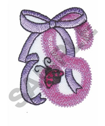 GARDEN GIRL S embroidery design
