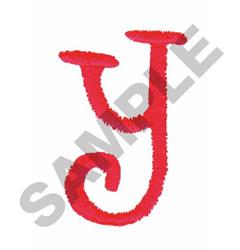 FUN Y embroidery design