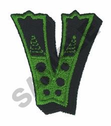 CIRCUS V embroidery design