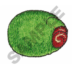 OLIVE embroidery design