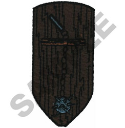 MACE embroidery design