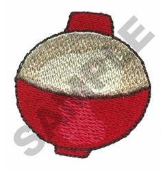 BOBBER embroidery design