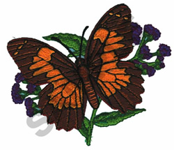 FUCHENR BUTTERFLY embroidery design