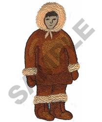 ESKIMO embroidery design