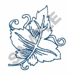 ROMANTIC TOILE embroidery design