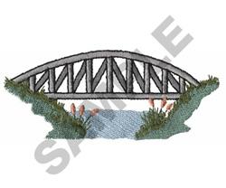 TRESSEL embroidery design