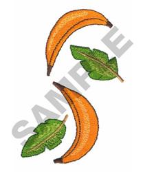BANANNAS embroidery design