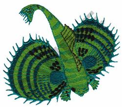GURNARD embroidery design