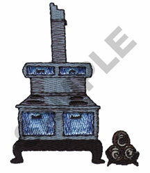 ANTIQUE OVEN embroidery design