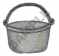 STEW POT embroidery design