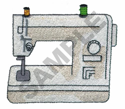 SEWING MACHINE embroidery design