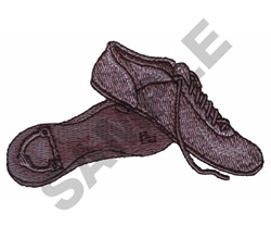 BASEBALL CLEATS embroidery design