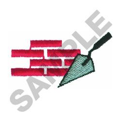 MASONRY LOGO embroidery design
