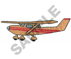 CESSNA 152 AIRPLANE embroidery design