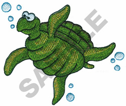 TORTOISE embroidery design