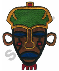 AFRICAN DESIGN embroidery design