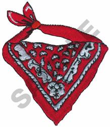 BANDANA embroidery design
