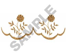 ELEGANT BORDER embroidery design
