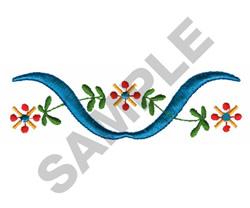 SWISS FOLK ART embroidery design
