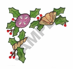 CHRISTMAS AT THE BEACH embroidery design